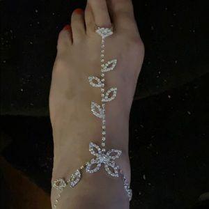Ankle bracelet beautiful